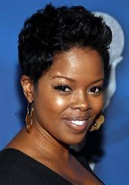 black women with short hair hair style and color for woman