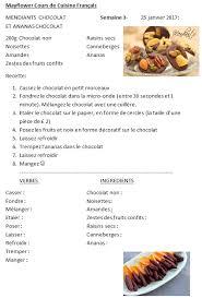 cours de cuisine chocolat cours de cuisine francais recipe mayflower primary