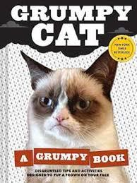 Frown Cat Meme - grumpy cat chronicle books