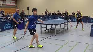 Bad Hamm 2 Bundesliga Table Tennis Flemming Christ Tv Hilpoltstein Vs