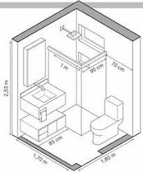 Bathroom Layout Design Les Petites Salles De Bains 2 3 M Small Bathroom