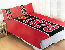 West Ham Double Duvet Cover Man Utd Bedroom Home Furniture U0026 Diy Ebay