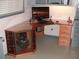 Custom Desk Design Ideas Awesome Custom Desk Ideas Home Design Ideas With Corner