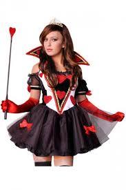 Halloween Costumes Queen Hearts Black Fabulous Queen Hearts Halloween Dress Costume Pink Queen