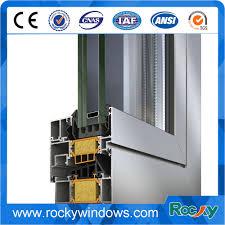 aluminum profile puja room bell door designs aluminum profile
