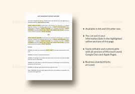 16 microsoft word contract templates free download free