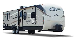travel campers images Keystone cougar x lite travel trailer png
