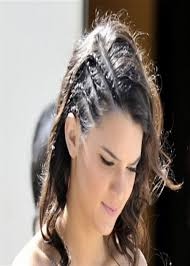 hair style for women with one side of head shaved celebrity white women hair styles joss stone braids with cornrows