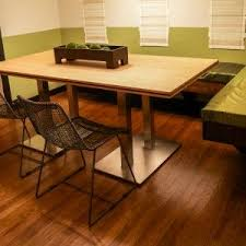 Table For Banquette 48 Best Dining Table For Banquette Ideas Images On Pinterest