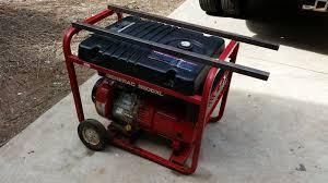 generac 5500xl generator 5500 watt model and 50 similar items