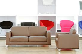 Office Sofas Online Office Furniture India Featherlite - Office sofa design