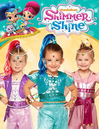 shimmer and shine costume halloween dress up party shine by amacim