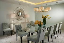 Dining Room Interior Designs Home Interior Decor Ideas - Contemporary glass dining room tables