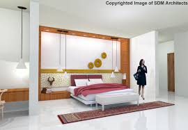 trendy modern red bedroom interiors by bedroom interiors on with