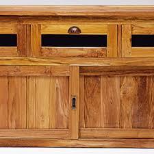 meuble cuisine teck meuble de cuisine am pm kenneth objet déco déco