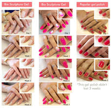 best gel nails u2013 bio sculpture gel blog