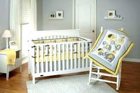Gray And Yellow Nursery Decor Yellow And Grey Decor Katakori Info