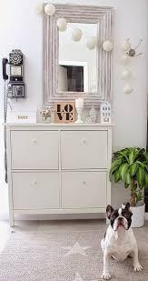 ikea hemnes shoe cabinet round mirror good for dark living room