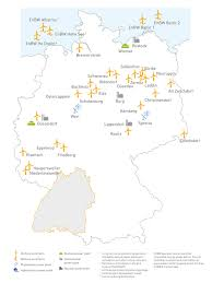 Dusseldorf Germany Map by Our Locations Enbw Ag