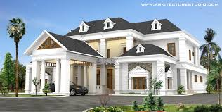 colonial home design kerala home design house plans indian budget models