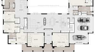 h shaped house plans modern square foot 3 bedroom 2 12 bath house