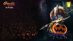 free live halloween wallpaper conquer online gallery 2008 halloween wallpaper 2 co 99 com