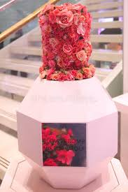 flower bomb by viktor u0026 rolf during famous macy u0027s annual flower