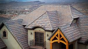 Metal Tile Roof Ideas Tile Roof Materials And Metal Roofing Shingles Plus Roofing