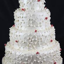 gallery of taystful wedding cakes