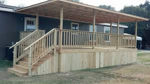 deck with metal roof deck design and ideas
