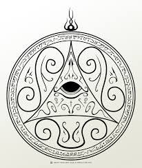 third eye tattoo design by obsolution on deviantart