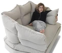 comfort sofa enveloppe sofa originality and comfort freshome