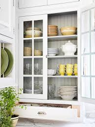 vintage glass front kitchen cabinets white cottage kitchen ideas cottage kitchens white