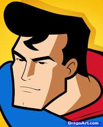 draw superman easy step step dc comics comics free