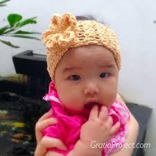 crochet ear warmer headband baby ear warmer headband crochet pattern gratia project
