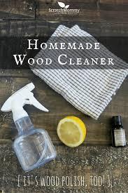 Homemade Hardwood Floor Cleaner Shine - homemade wood cleaner it u0027s wood polish too scratch mommy