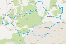 Map Of Arizona And Utah by Southern Utah And Northern Arizona Road Trip Justinsomnia