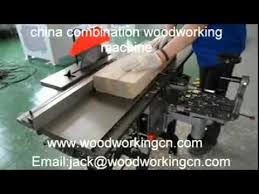 Woodworking Machinery Show China by China Combination Universal Multifunction Woodworking Machines