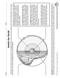 10 best earth science vocabulary quiz or worksheet for earth