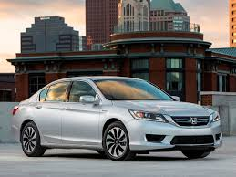 2014 honda accord hybrid first review hitting 50 mpg and beyond