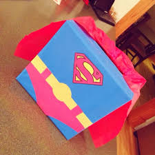 superman wrapping paper jenmren design superman box