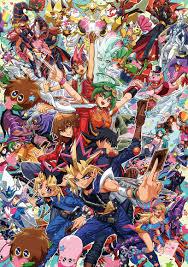 dark magician of chaos yu gi oh duel monsters zerochan anime