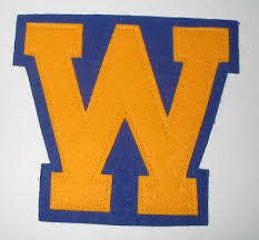 felt varsity letters professional sports lettering u0026 numbers