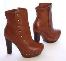 ugg australia emilie us 7 5 mid calf boot blemish 11785 ugg australia leather platforms wedges for ebay