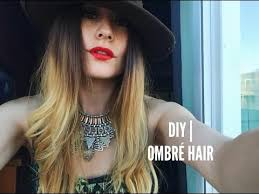 preference wild ombre on short hair diy ombre hair l oreal paris feria wild ombre kit youtube