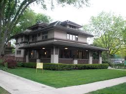 craftsman prairie style house plan best modern concrete home