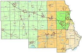 mn counties map district map county commissioners county elected officials