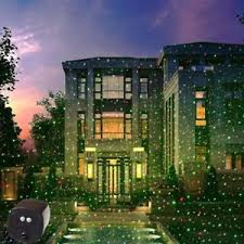 light projector for house multi stars auto moving laser christmas light projector outdoor