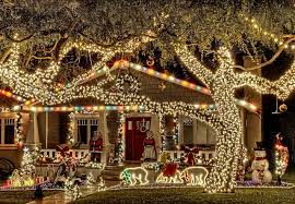house christmas lights beautiful lights jackie calhoun