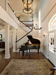 Contemporary Foyer Chandelier Two Story Foyer Design Ideas Pertaining To 2 Story Foyer